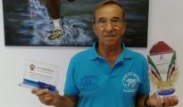 SPORT - Il campione del mondo Vito Todaro miete successi: premiato alla 6^ Corri Riva dei Tessali