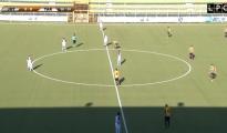 CALCIO - I rossoblu chiudono con una sconfitta. A Castellammare decide l'ennesimo gol subito nel recupero. Futuro: si attende che la società faccia chiarezza