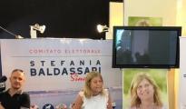 AMMINISTRATIVE TARANTO: Stefania Baldassari, candidata sindaco il prossimo 25 giugno alla sfida con il candidato PD.