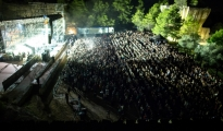 CINZELLA FESTIVAL (Grottaglie,Taranto)  Oltre 12000 presenze al festival dedicato a musica e cinema per la direzione artistica dell'attore tarantino Michele Riondino.