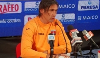 """CALCIO/ l'Andria vince a Taranto 1-3. Mister Panarelli: """"Complimenti ai miei ragazzi, risultato bugiardo."""" Mister Potenza: """"La squadra mi somiglia sempre di più."""""""