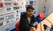"""CALCIO - Taranto: a Pagani arriva un'altra sconfitta, ora la classifica preoccupa. Prosperi: """"Secondo tempo inguardabile, dobbiamo vergognarci"""""""
