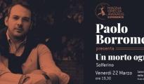TARANTO/ Il 22 marzo Carlo Borrometi presenta il suo ultimo libro 'Un morto ogni tanto '.