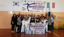 SPORT - Il team Ricci sale in cattedra: atlete palagianesi si impongono nel Taekwondo