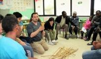 """PALAGIANO / """"La biblioteca vivente e cittadini del mondo"""", un progetto del centro Sprar Koinè per educare i bambini a superare le differenze"""