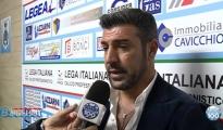 """CALCIO/ Per il Taranto è tempo di presentazioni, il nuovo ds Montervino """"con Giove ho trovato subito un'intesa"""""""