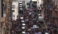 """LA PROTESTA/  """"Giù le mani dal Pitagora!"""" è scontro per le quattro aule contese con il liceo Battaglini. Il presidente della Provincia convoca le parti"""