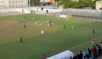 CALCIO -  Taranto, in coppa arriva una sconfitta di... rigore. Il Nardò si impone 4 a 3.