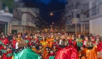 """CARNEVALE - La scuola primaria """"Giovanni XXIII"""" porta il mare tra le vie di Palagiano"""