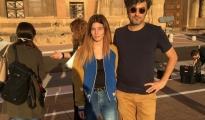 """CIAK SI GIRA/ Palazzo del Governo diventa set per """"I Santi"""" del regista tarantino Giacomo Abruzzese con Gaia Gerace"""