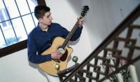 MOTTOLA/ Vito Rotolo presenta il suo singolo 'Straniero', produttore artistico Aldo Losito
