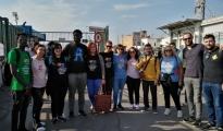 PALAGIANO /Anche l'Arci Svegliarci di Palagiano al porto di Taranto per accogliere la Ocean Viking e a ribadire come il Decreto Salvini vada rivisto