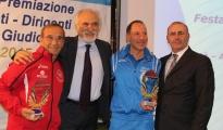 Palagianello/ Premio Fidal al maratoneta Vito Todaro