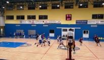 Pallavolo/ La Erredi Volley vince in casa con un secco 3-0 e conserva la terza posizione. Decisive le prossime due trasferte consecutive a Casarano e Massa Na, seconda in classifica.