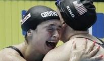 Nuoto/ La giovane tarantina Pilato conquista la medaglia d'argento ai mondiali in Corea.