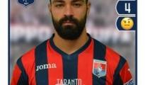 CALCIO/ Il Taranto torna al successo contro l'Altamura. Decide un colpo di testa di Stefano Manzo