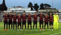 """CALCIO - Taranto: il bel gioco non basta. Termina 1 a 1 la seconda amichevole in due giorni. Mister Cozza: """"Bisogna concretizzare di più"""""""