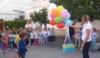 """SCUOLA -  Festa dell'accoglienza, l'Ic """"Giovanni XXIII festeggia i nuovi alunni"""