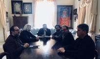 """L'INCONTRO/  """"Prove di sintesi tra Taranto e la Grecìa salentina per la capitale italiana della cultura 2021"""""""