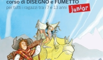 L'EVENTO/  Arriva a Taranto il Grafite Kids, la prima scuola di disegno e fumetto per under13