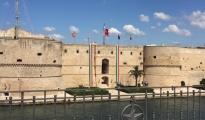 """BENI CULTURALI/ Riapre il Castello Aragonese di Taranto, inaugurato """"Il Maschio"""" ala restaurata"""