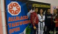 PALAGIANO - Taekwondo, il team Ricci di nuovo sul podio a Monte Porzio