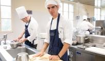 Formazione/Due ragazzi tarantini si sono diplomati Cuoco Professionista, insieme con altri 67 ragazzi provenienti da tutta Italia.