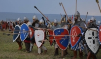 L'EVENTO - Sul Mar Piccolo la rievocazione della più importante battaglia medioevale d'Italia
