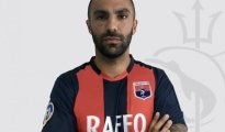 CALCIO/ Taranto, Manuel Gonzalez è un nuovo calciatore rossoblù