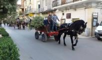 TRADIZIONI - Rinnovata la tradizionale festa dei falò, dal quartiere Bachelet al campo San Nicola. Palagiano riscopre lamvoglia di aggregarsi e stare insieme