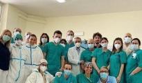 FUORI DALL'EMERGENZA/ L'hub Covid19 allestito al Moscati verso la dismissione