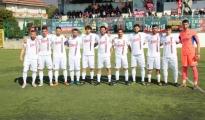 """CALCIO / Taranto:"""" A Francavilla si infrangono i sogni promozione. I rossoblù perdono 2-1 e scivolano in terza posizione."""