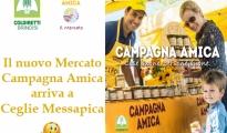 DAL PRODUTTORE AL CONSUMATORE/ Coldiretti Brindisi inaugura il mercato Campagna Amica