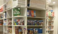 """INFANZIA - La libreria """"Sussidi didattici"""" trasferisce la sede in via Umbria. Oltre a libri di testo, giochi, laboratori didattici e libri per bambini fino a 10 anni"""