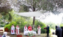 """CERIMONIE - Alla Cittadella della Carità festeggiato il """"Trentennale dell'Ulivo"""""""