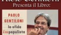 Taranto/Paolo Gentiloni sarà a Taranto il prossimo 14 marzo.