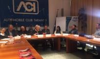 TURISMO - Taranto Mya: il portale che invita il mondo a Taranto. Presentazione ufficiale nella sede dell'Aci