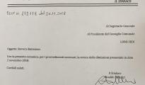Taranto/ Il Sindaco Melucci ritira le dimissioni e ritorna  alla guida del Comune.