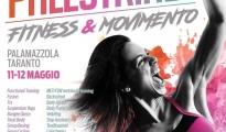 """Sport/ PALESTRIADI FITNESS&MOVIMENTO a"""" Palamazzola di Taranto 11 e il 12 maggio prossimi."""