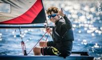 VELA/ Il campione europeo di O'pen Skiff Federico Quaranta di Taranto atleta di interesse nazionale per la Vela.