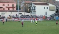 CALCIO - Taranto, Palumbo e Ancora griffato la prima vittoria esterna. Francavilla in Sinni battuto ma mister Cazzarò resta in silenzio