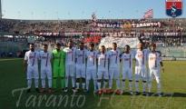 CALCIO / Il Taranto stecca la prima : 1-1 con il Bitonto
