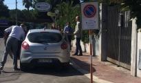 IL FATTO - San Vito, caos parcheggio in occasione del giuramento della Marina militare