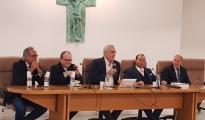 Sanità/L'Europarlamentare Nicola Caputo in visita alla Cittadella della Carità: favorevolmente impressionato dalla struttura sanitaria Ionica.