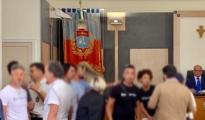 ALLARME INQUINAMENTO/ Esplode la rabbia dei cittadini dei Tamburi: occupata l'aula consiliare di Palazzo di Città, scontri e tensione alle stelle