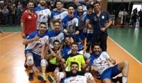 Pallavolo/ Le gesta dei magnifici 7:l a  Erredi Volley Taranto batte in Sicilia la Volley Avimecc Modica  e si porta ad un passo dalla serie A3.