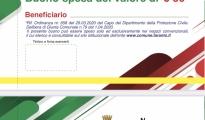 Coronavirus/ Da lunedì 6 aprile al via inBuoni spesa del Comune di Taranto. L'amministrazione Melucci definisce le modalità.