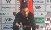 """CALCIO - Taranto, i rossoblu escono sconfitti anche da Cerignola; esordio amaro per mister Cazzarò. Apre il match una rete lampo di Iannarini; il tecnico: """"Buona la reazione nella ripresa"""""""