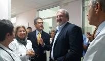 TARANTO/ Inaugurato all'Ospedale Moscati il nuovo reparto di Pneumologia.