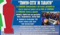 SPORT - Calcio Balilla, il torneo regionale alla Mongolfiera di Taranto. Dieci squadre si sfideranno per accedere alle finali nazionali